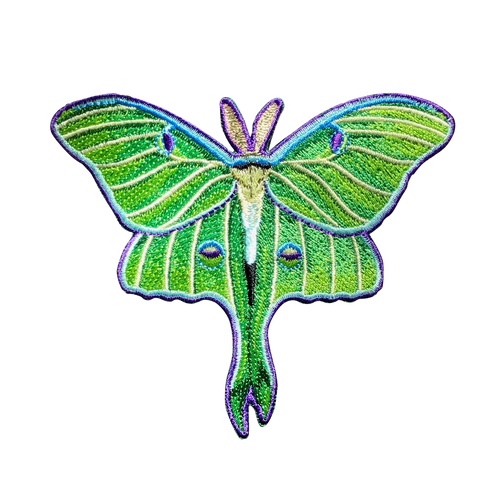 Luna Moth Patch
