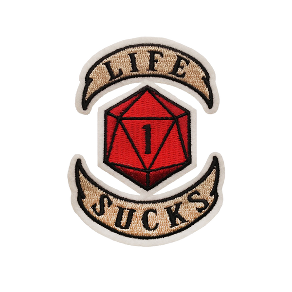 Life Sucks Patch