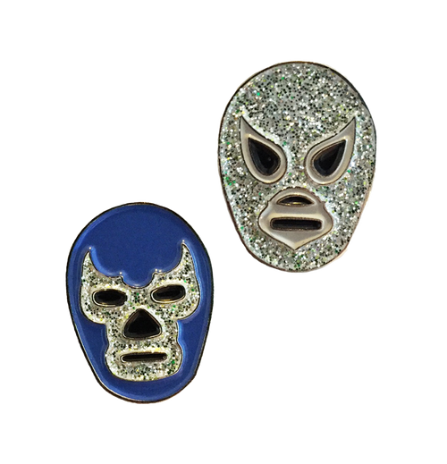 Blue Demon y El Santo Pin