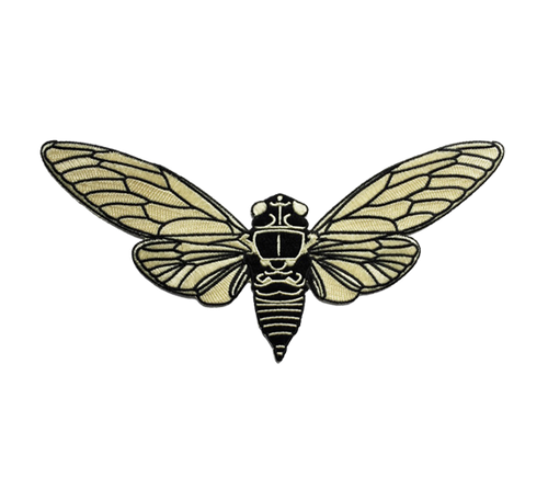 Cicada Back Patch