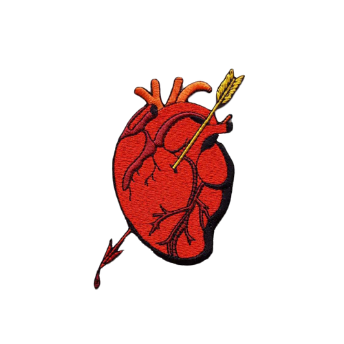 El Corazon Patch