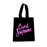 Cunt Supreme Tote Bag