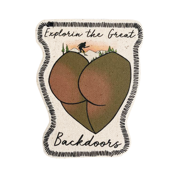Great Backdoors Patch