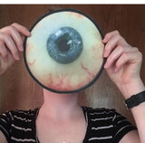 Eyeball Back Patch