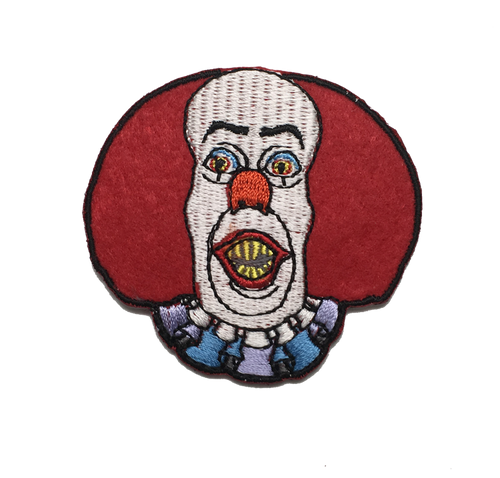 Semi-Fuzzy Pennywise Patch
