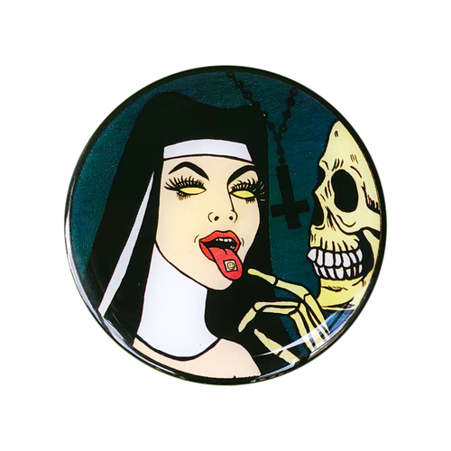 Acid Nun Pin