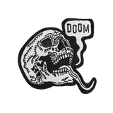 Doom Skull Patch