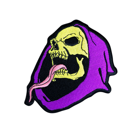 Death Lick Sticker