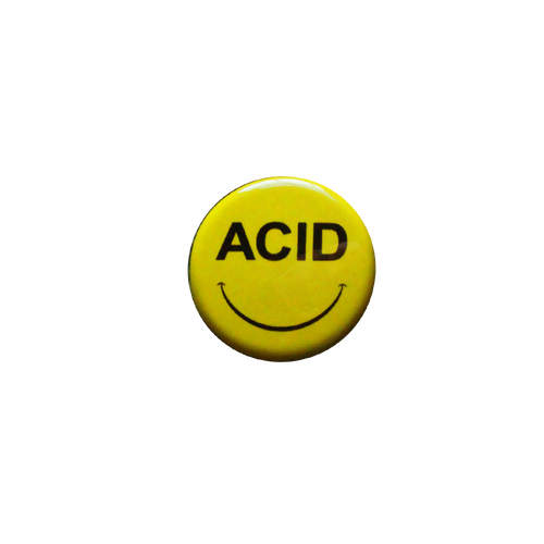 Acid Face Button