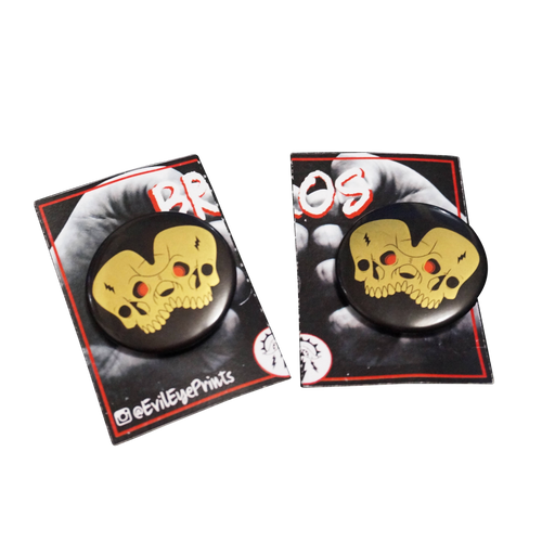 Bros Button Set