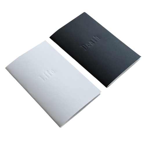 Life & Death Notebook Set
