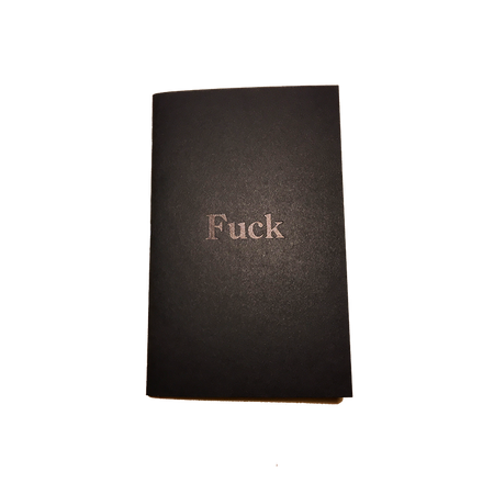 Bullshit Office Notepad