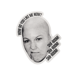 Bald Meredith Magnet Set