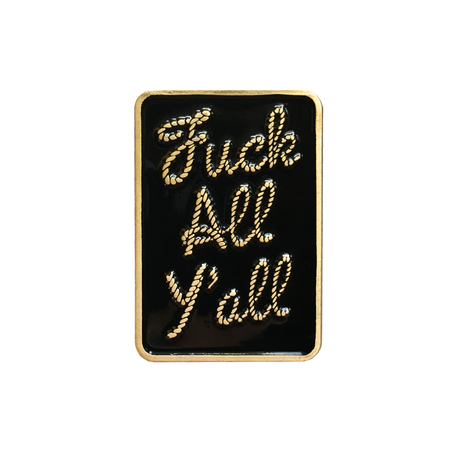 Taco Hell Fire Sauce Pin