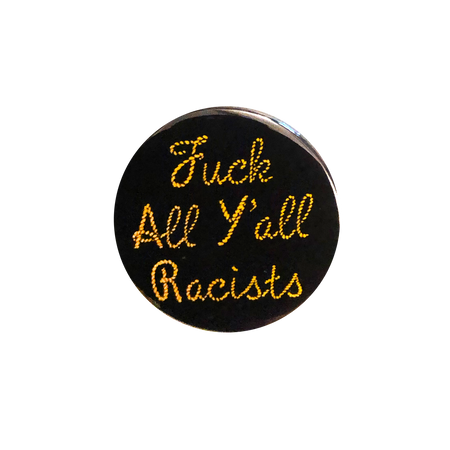 Dick Witch Button