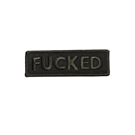 Fuck Sculpture Pin