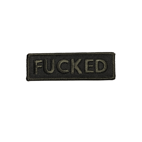 Fucked Patch