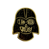 Darth Daddy Pin