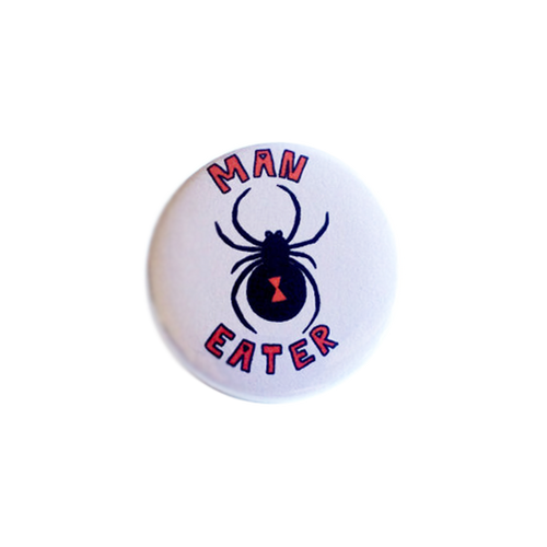 Man Eater Button