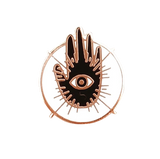 Hand and Eye Pin
