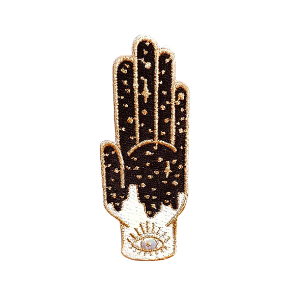 Hand and Stars Patch