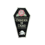 Gender is Dead Pin