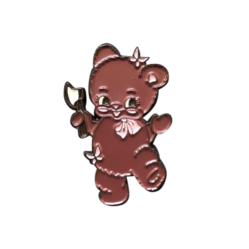 Stay Out of the Forest Pin