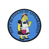 Barney's Maid Patch