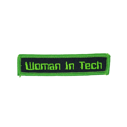 Women in Tech Patch