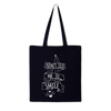 Don't Tell Me To Smile Tote Bag
