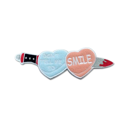 Bat Country Patch Set