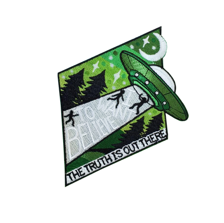 Cock Ness Monster Pin (Glows in the Dark!)