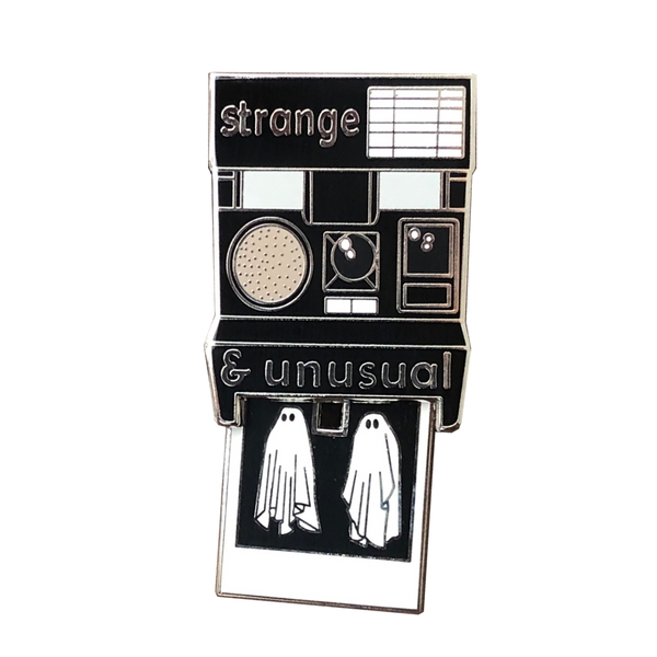 Beetlejuice Camera Pin (It Moves!)
