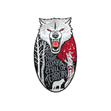 Game of Thrones Wolf Patch