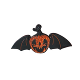 Flying Pumpkin Pin