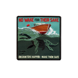 Boat Safety PSA Patch