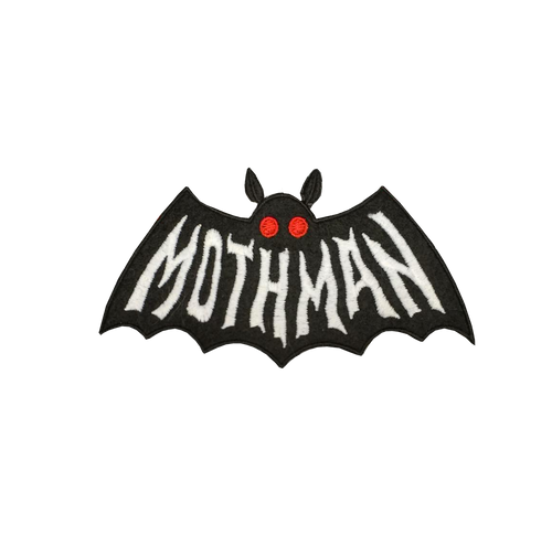 Mothman Patch (Glow in the Dark)