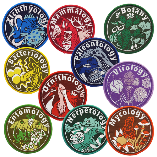 Biological Patches