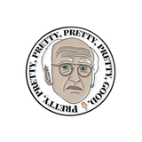Larry David Pin