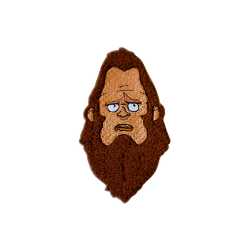 Beefsquatch Chenille Patch