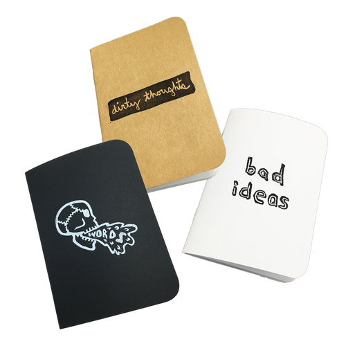 Shittty Notebook 3-Pack