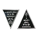 A Witch's Place Pin Set