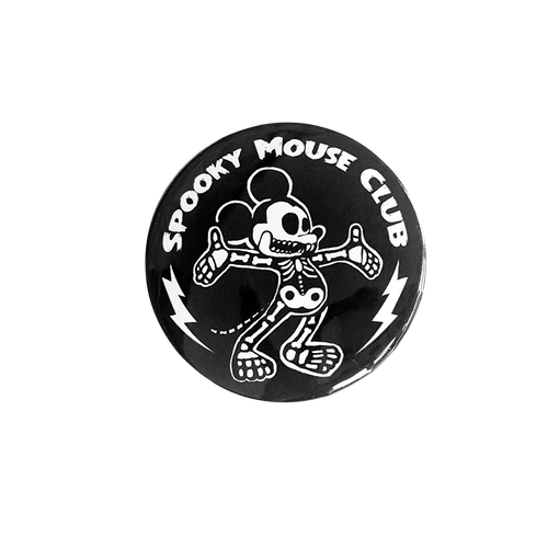 Spooky Mouse Club Button