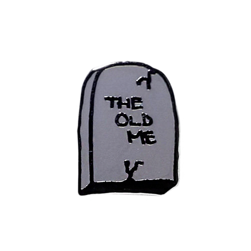 The Old Me Pin