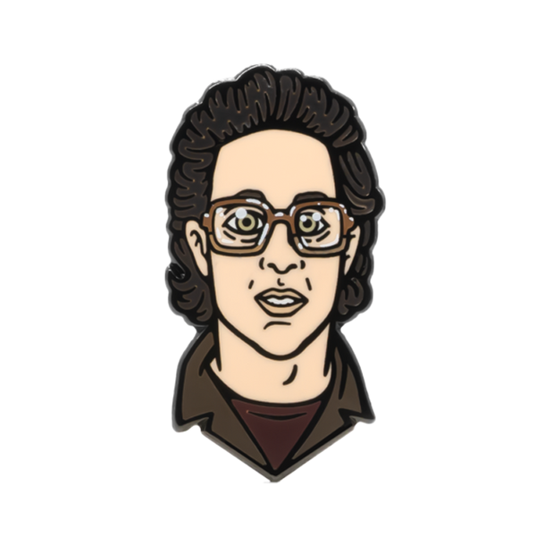 Jerry Seinfeld Pin