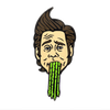 Ace Ventura Pin (It moves!)
