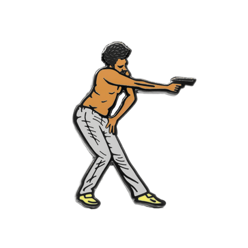 This is America Pin
