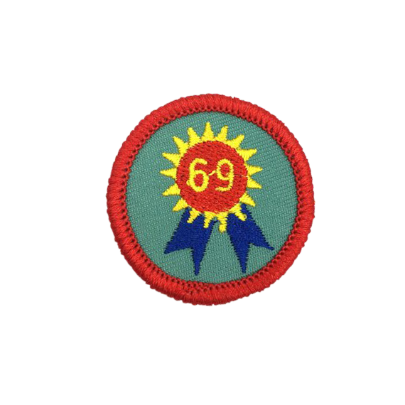 Tiny 69 Patch