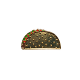 Golden Taco Pin