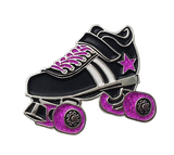 Derby Star Skate Pins